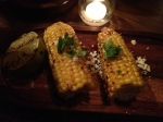 Grilled Corn at Capitol Cider
